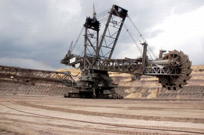 Bagger 288 - The World's Largest Vehicle ~ Damn Cool Pictures