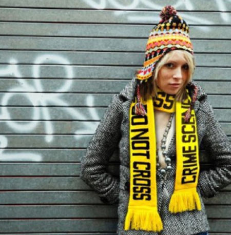 The Most Unusual Scarves ~ Damn Cool Pictures