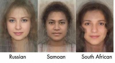 Wajah Wanita Dunia, Begini Bentuk Betuk Wajah Wanita di Dunia