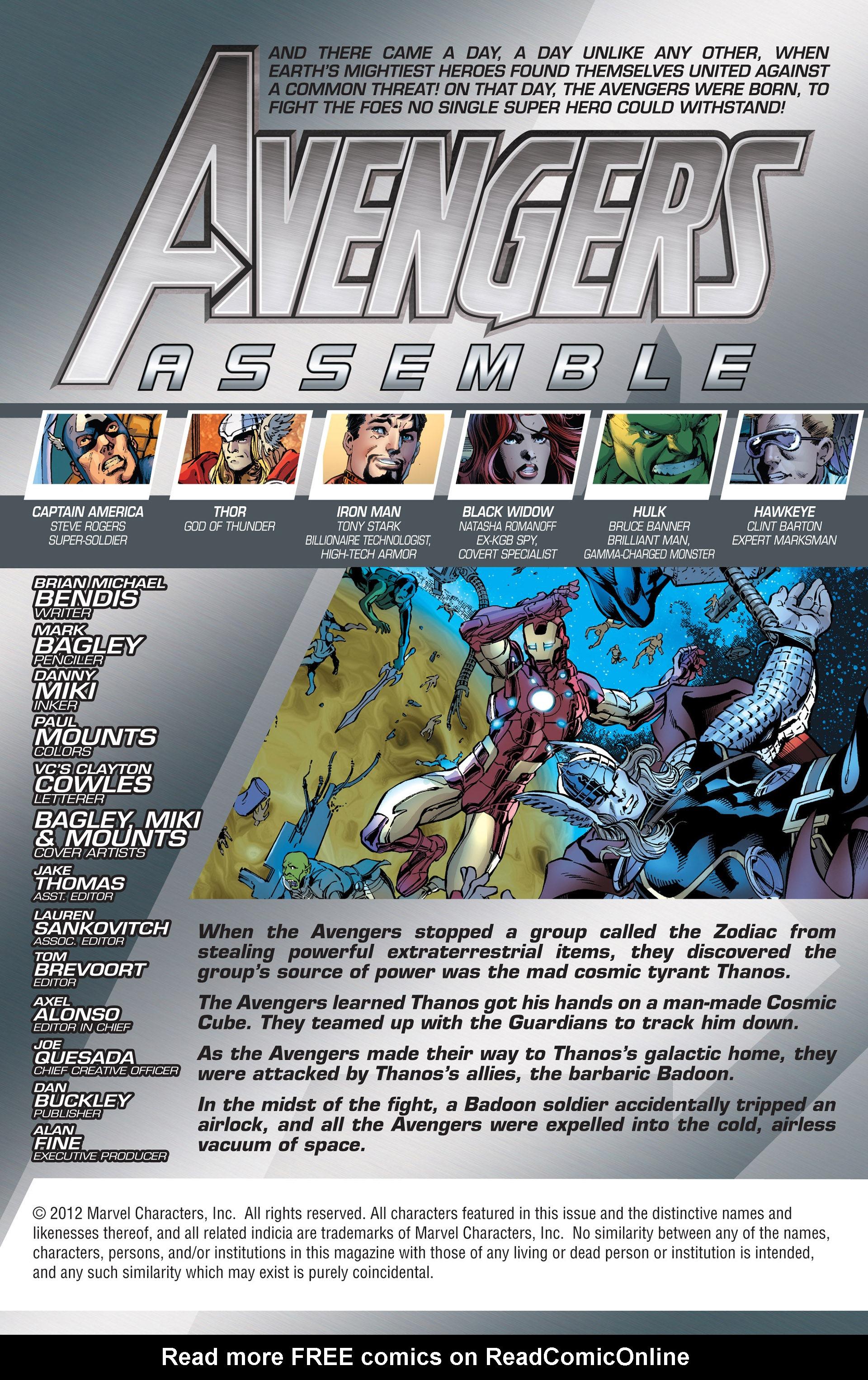 Avengers Assemble (2012) 7 Page 1