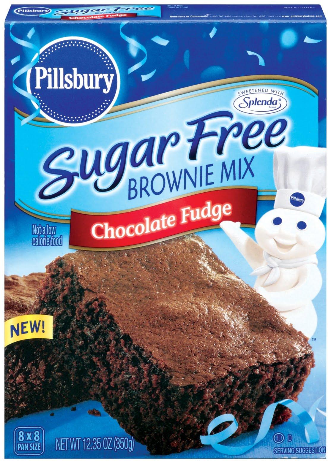 Sugar Free Dress: Review & Giveaway: Pillsbury Reduced Sugar Sugar-Free