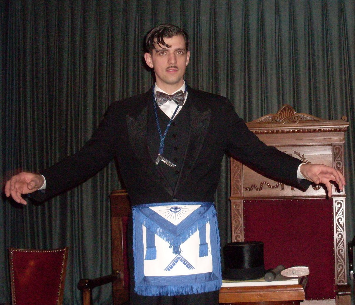 The Millennial Freemason: January 2011