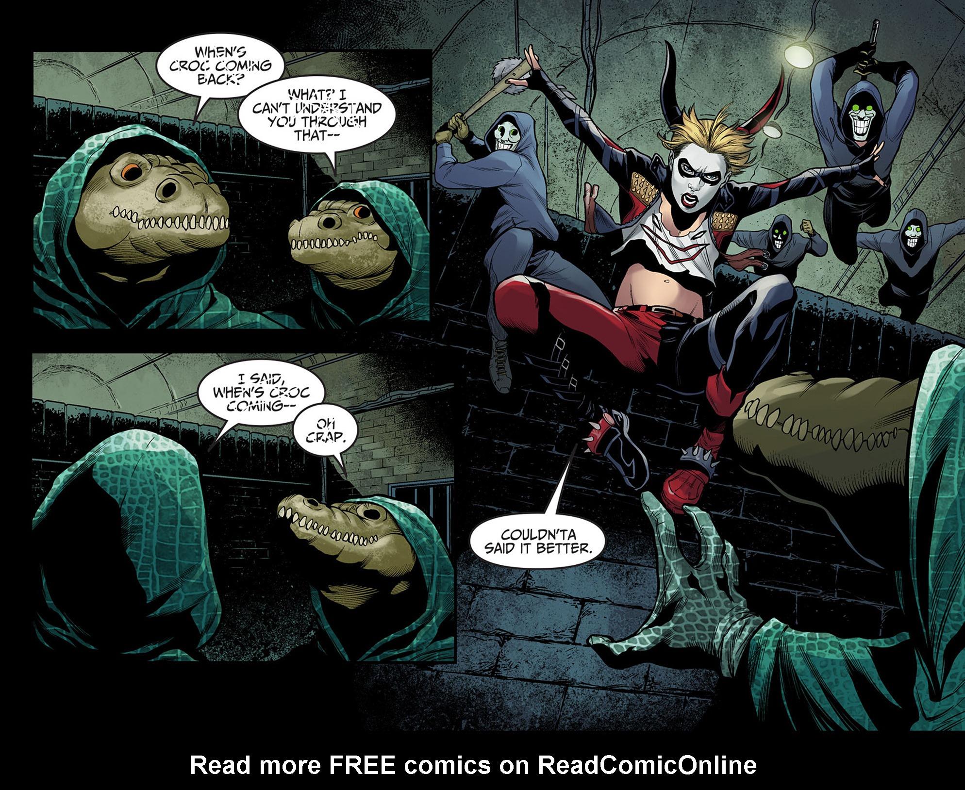 Read online Injustice: Ground Zero comic -  Issue #7 - 18