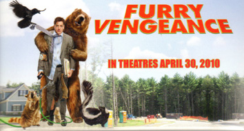 MOMMY BLOG EXPERT: Furry Vengeance - Family Comedy Opening ...