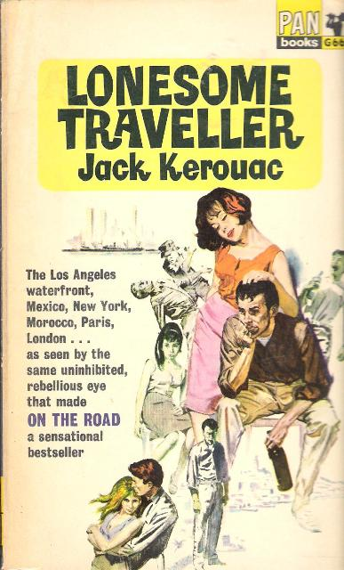 Illustrated Book Cover Review : Dye hard press illustrated book covers jack kerouac s