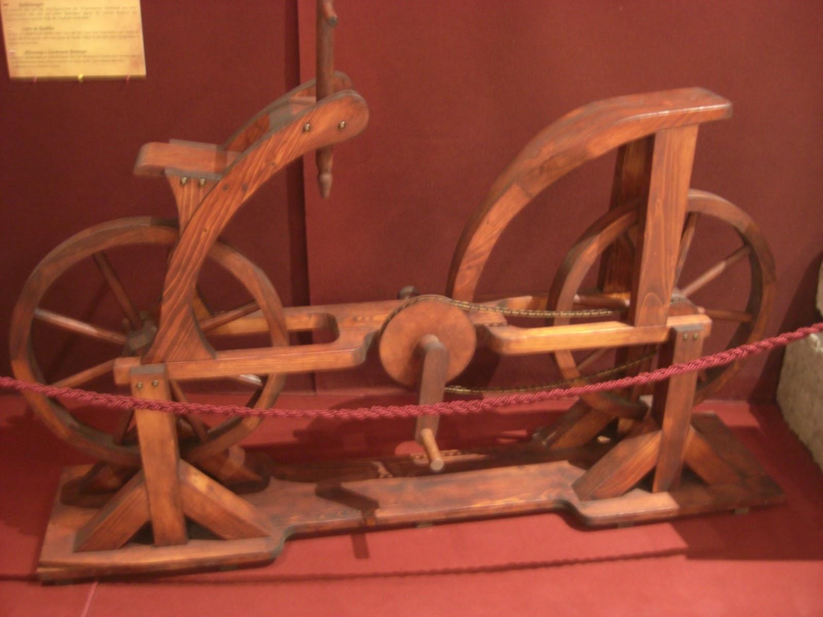 Bicicletta Di Leonardo Da Vinci