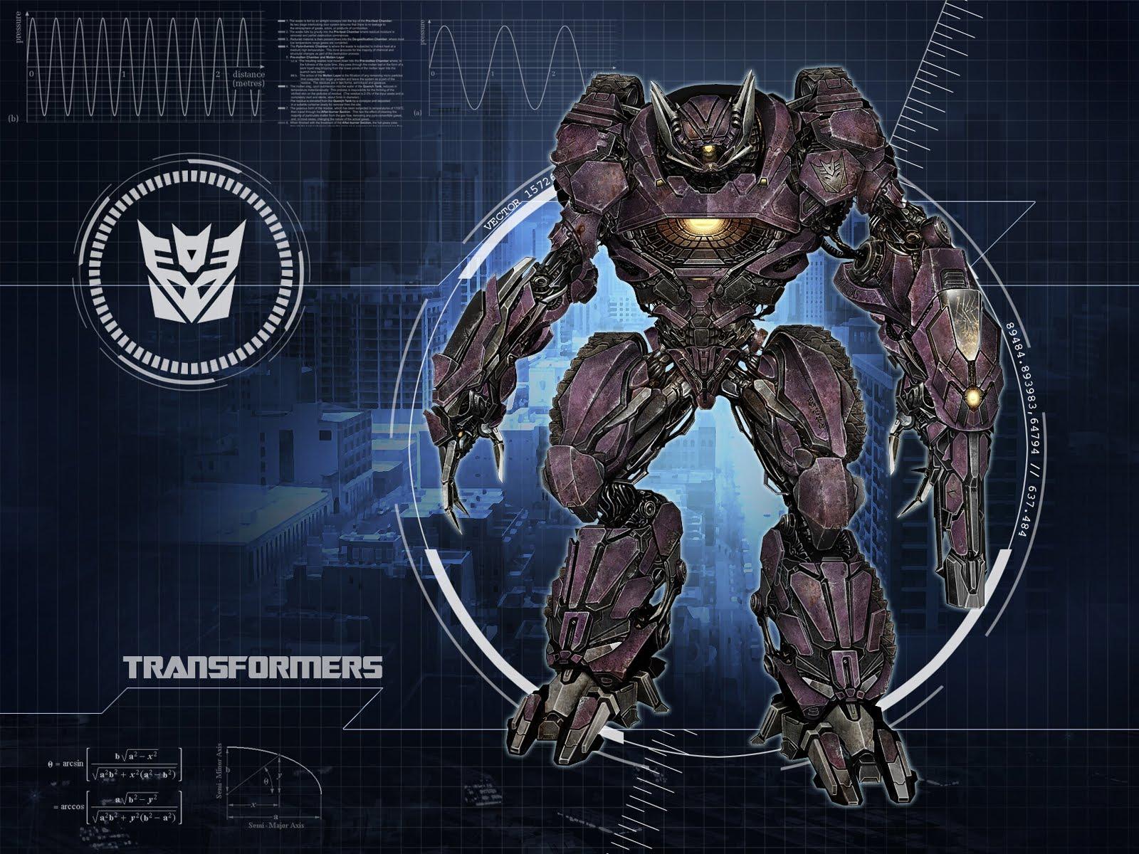 Cheats S30SCI Movie | The New Villain in Transformers 3: Dark of the