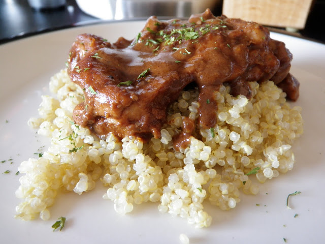 Chicken Mole - Scrumptiously Fit Food
