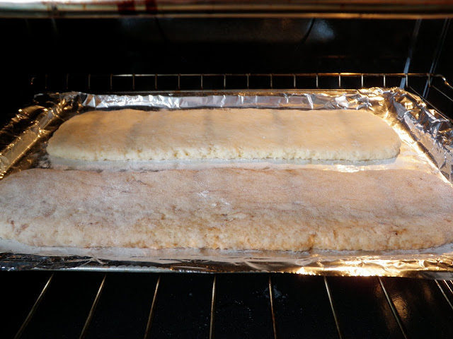 Biscotti Loaf - Scrumptiously Fit Food