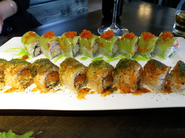 Kiwi Paradise - Red Forest Rolls