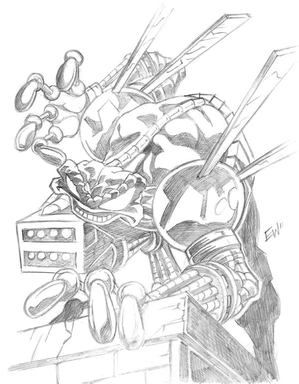 The Comic Art Alliance December 2011