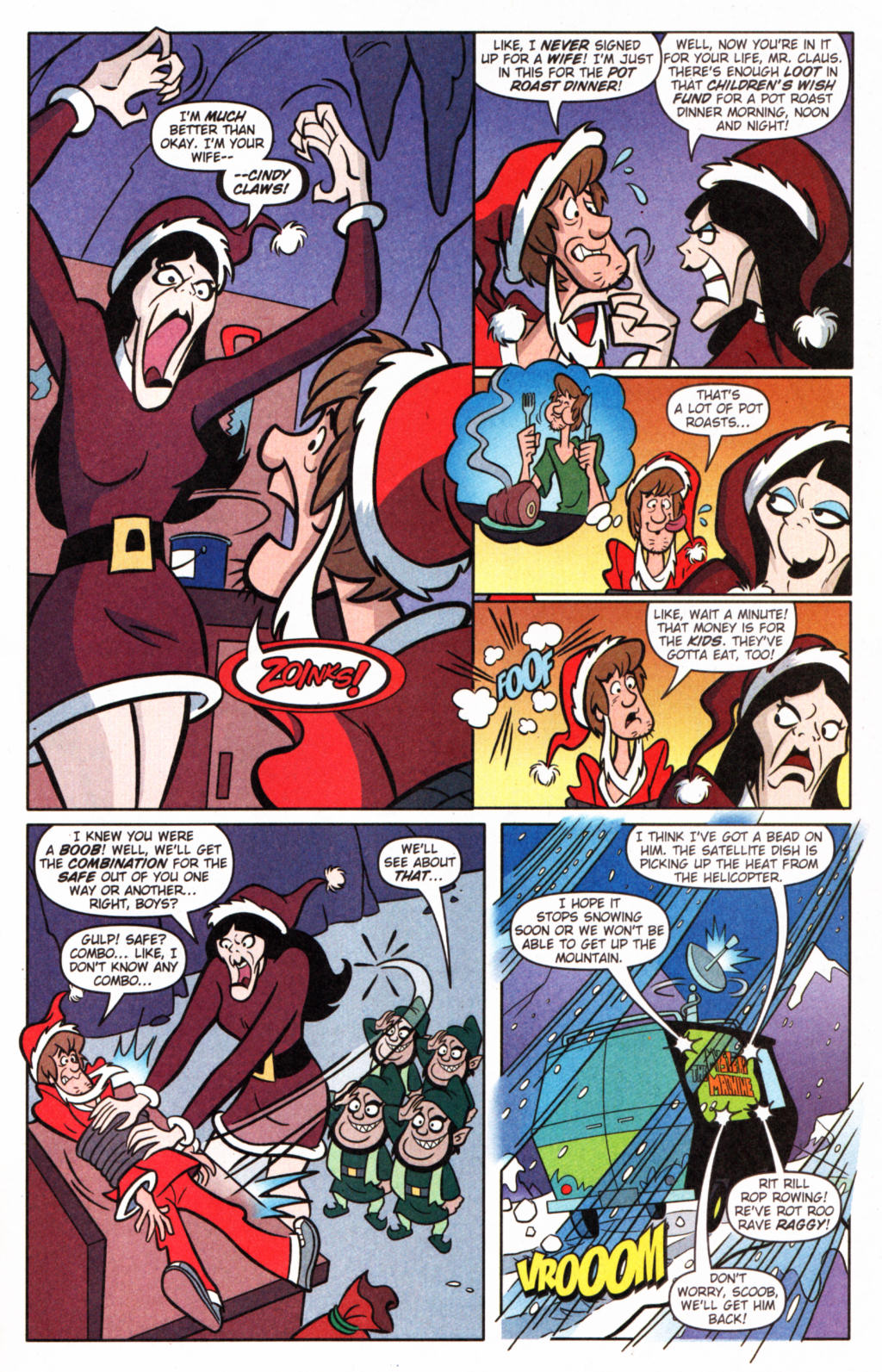 Read online Scooby-Doo (1997) comic -  Issue #115 - 17