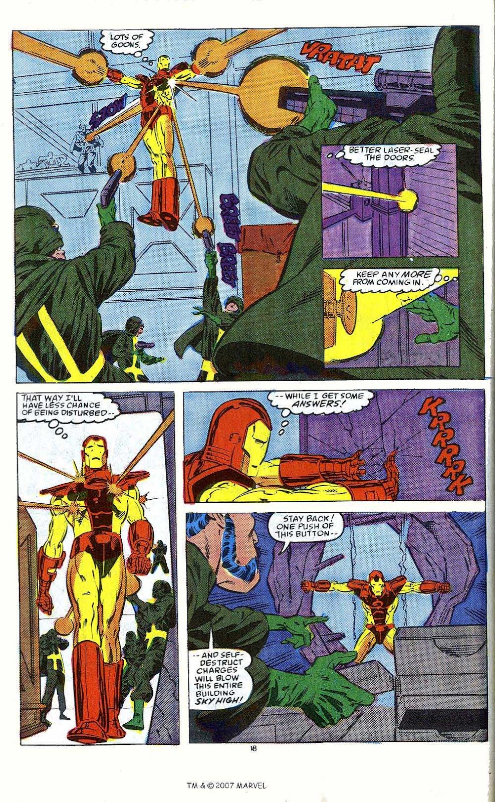Iron Man Annual issue 10 - Page 20