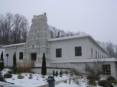 Venkateswara Sri Swami Temple, Pittsburgh, Estados Unidos