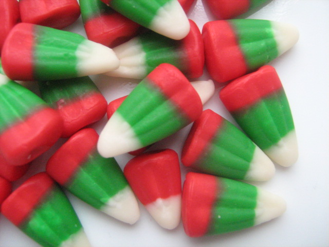 christmas candy corn i didnt even know they made these things found them at the market and im putting them on tims desk for when he games online - Christmas Candy Corn