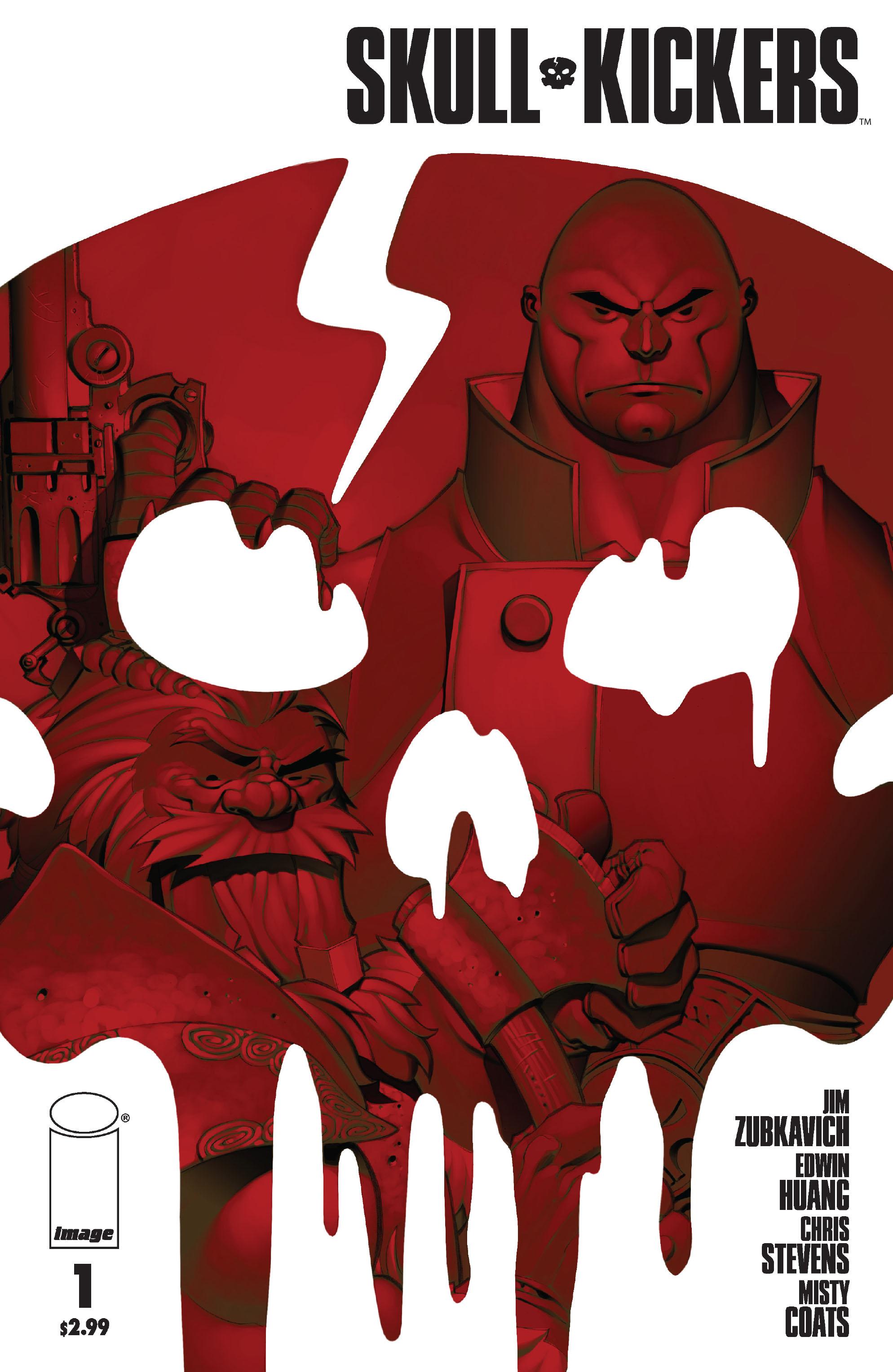Read online Skullkickers comic -  Issue #1 - 1