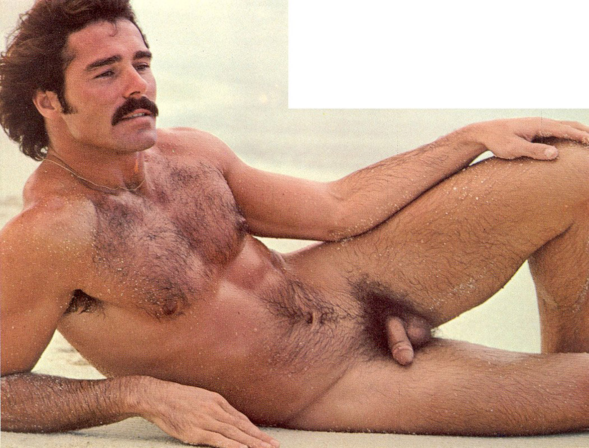 Yes think, nude male playgirl centerfolds were
