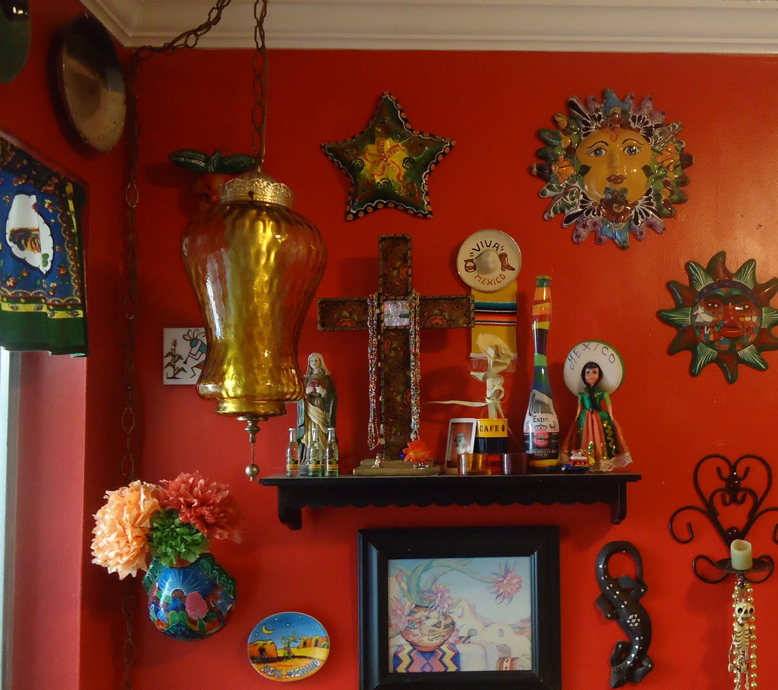 Mexican kitchen Decor | Home Design for Dummies | Pinterest