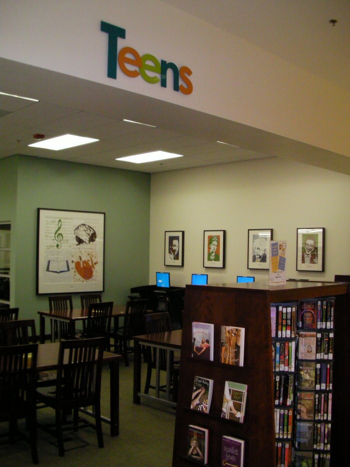 Blog Teen Library Club 4