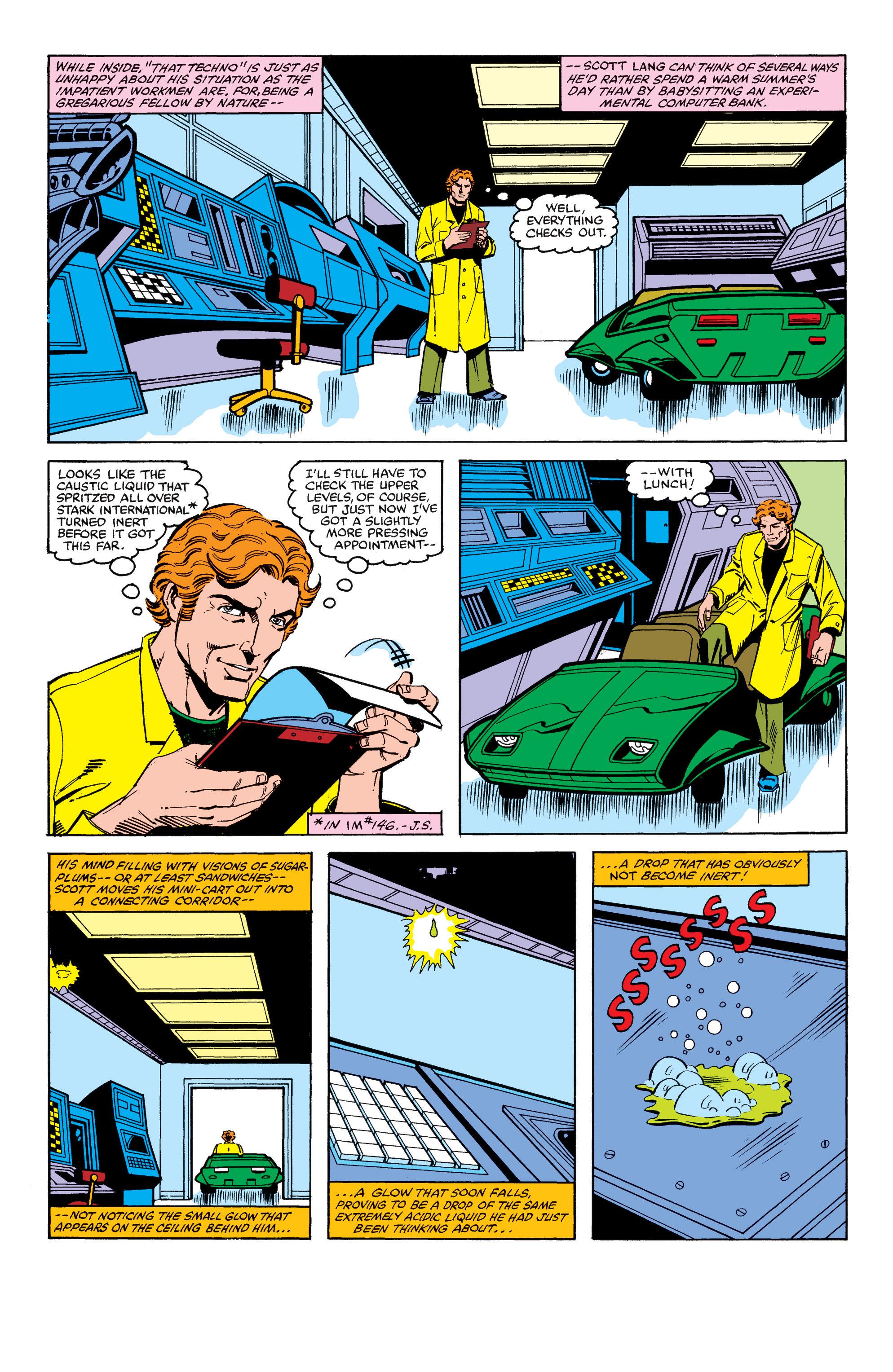 Read online Ant-Man: Scott Lang comic -  Issue #Ant-Man: Scott Lang TPB - 167