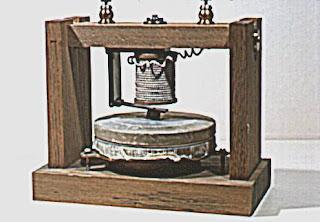 Teléfono de Graham Bell