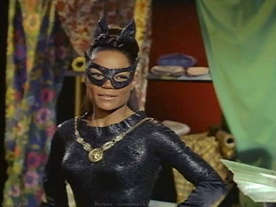 Without Eartha Kitt, there'd be no Conan O'Brien.