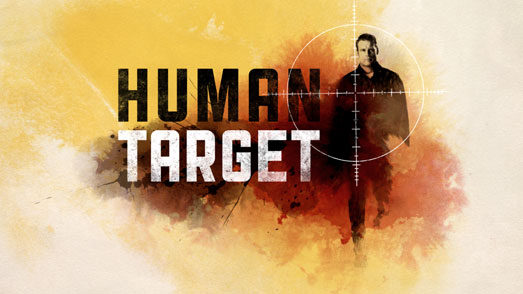 I'm afraid these dope Human Target opening titles from season one are one of many things the new Human Target executive producer has dumped from the show.