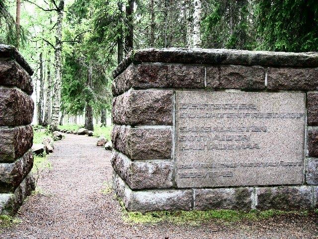 Saksalaisten Sotilaiden Hautausmaa