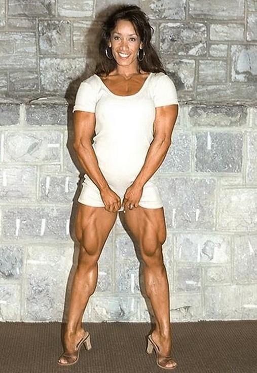 Denise masino clítoris grande