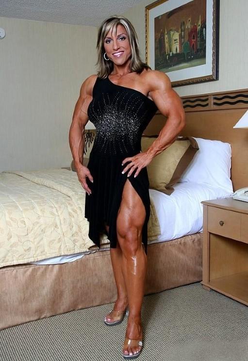 Les femmes de mes reves: Gina Davis.