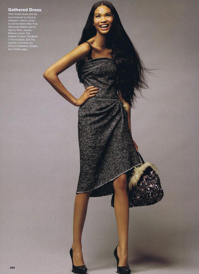 Chanel Iman S Sexy Allure Lauren Conrad