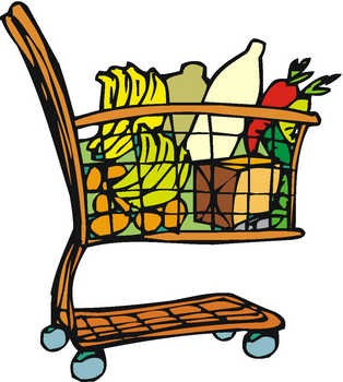 Only From Scratch: Meal Planning Part 2: Grocery Shopping