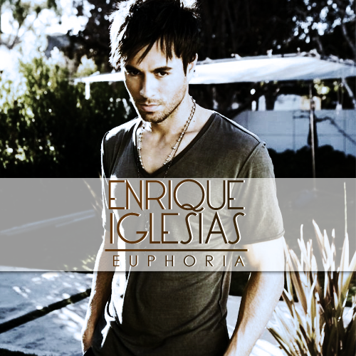 I Like It Enrique Iglesias: The #1 Place For Album & Single Cover's