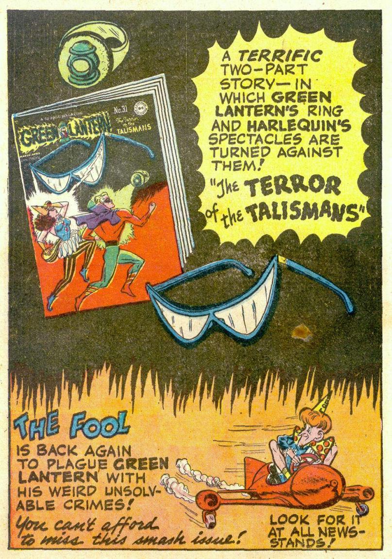 Read online Sensation (Mystery) Comics comic -  Issue #75 - 29