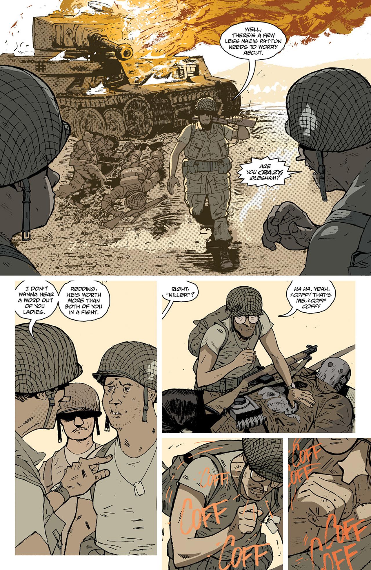 Read online Sledgehammer 44 comic -  Issue #2 - 6