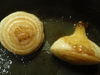 cebollas confitadas