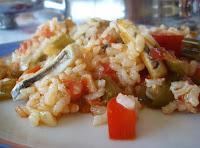 arroz con cachón