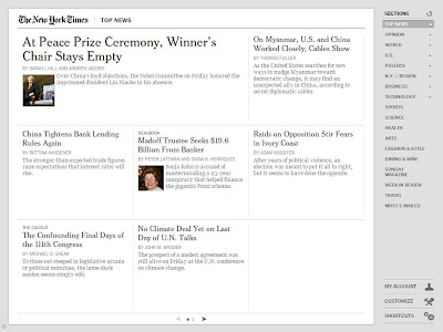 nytimes-chrome-web app