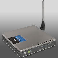 ADSL router picture