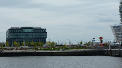 Marco Polo Terrassen in der Hafencity Hamburg