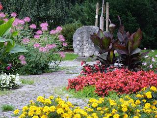 Botanischer Sondergarten, Hamburg, Park