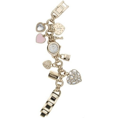 Fossil Dress Charm Bracelet Watch Es1740
