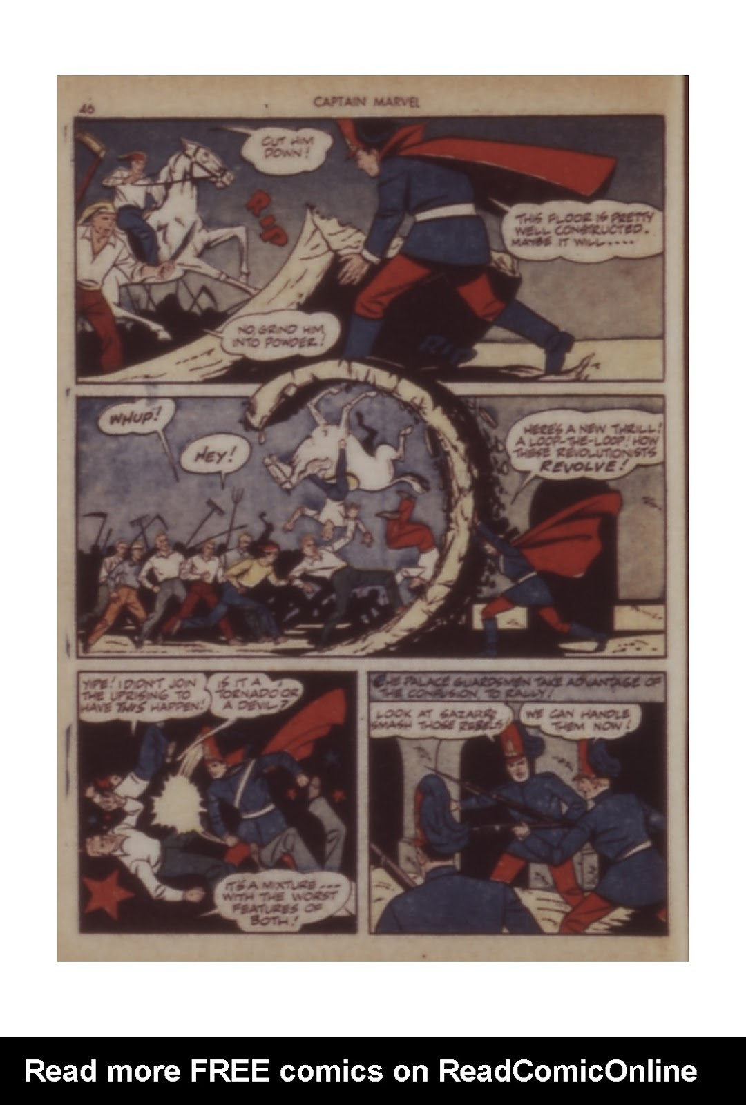 Captain Marvel Adventures issue 11 - Page 46
