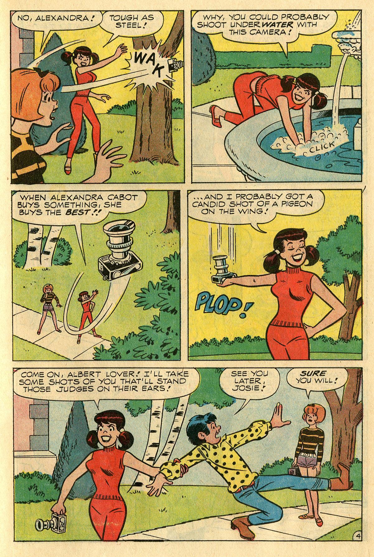 Read online She's Josie comic -  Issue #28 - 23