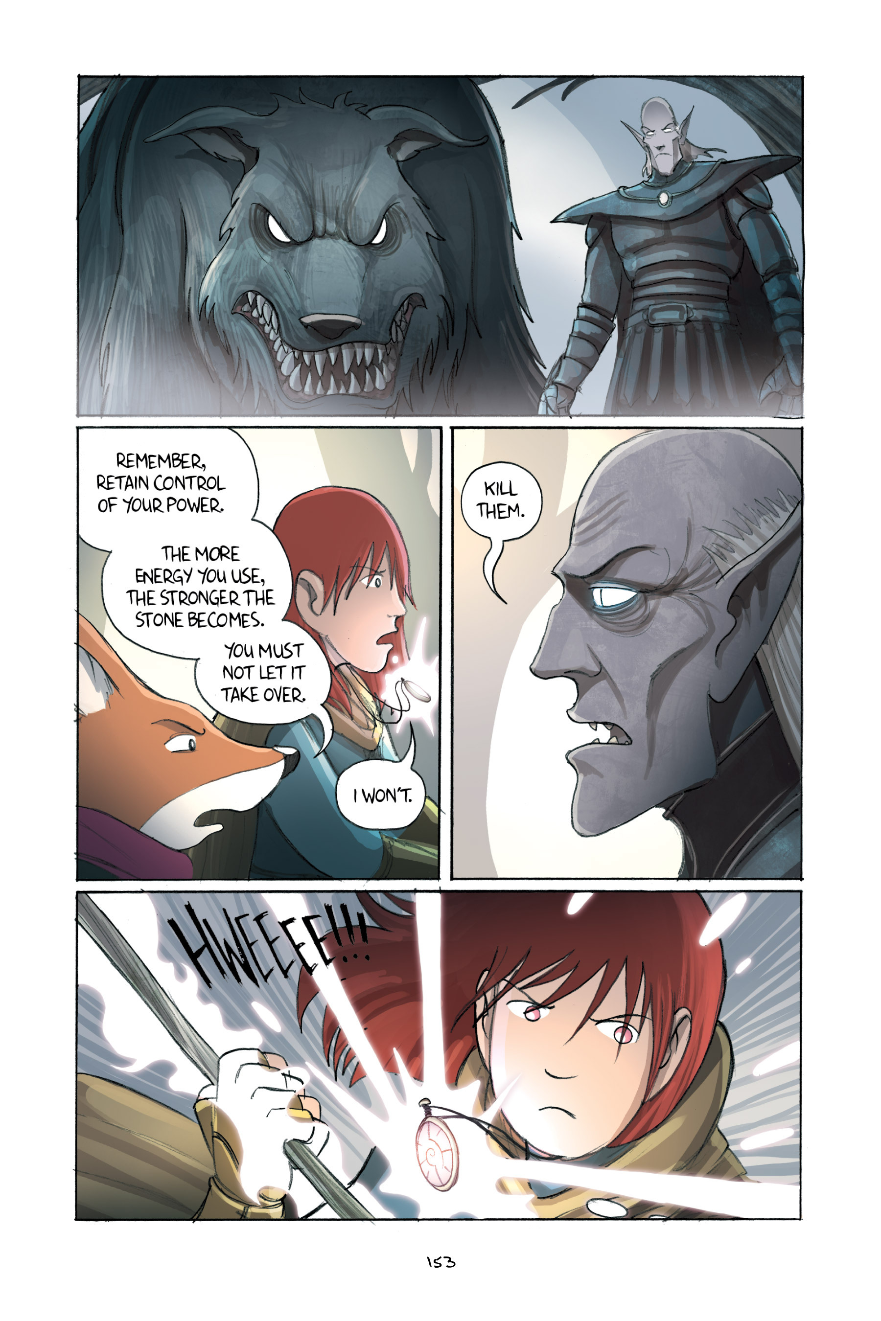 Read online Amulet comic -  Issue #2 - 152
