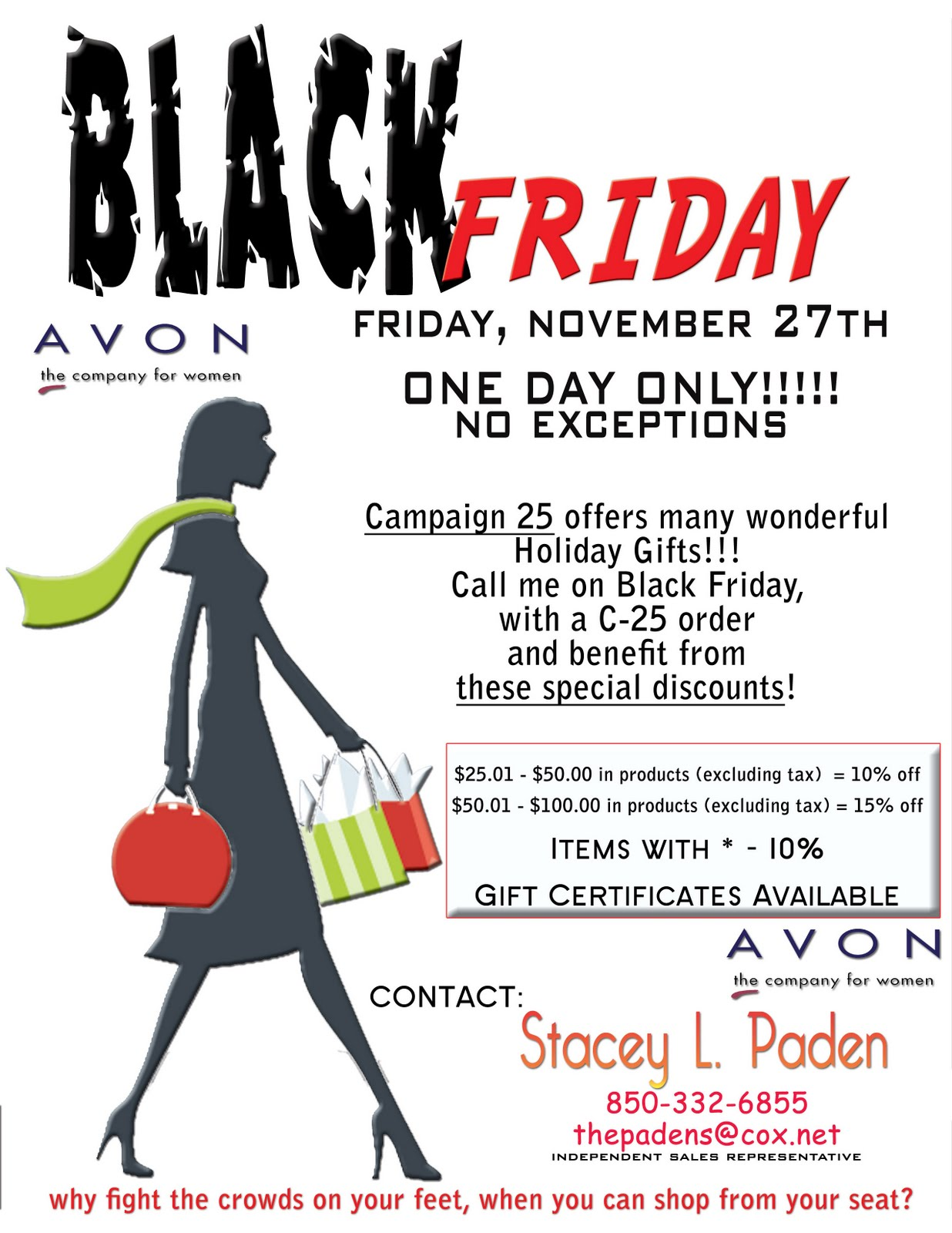 AVON Black Friday Sale