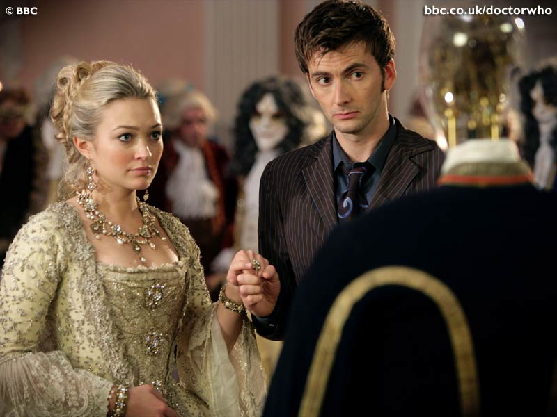 """The New Doctor Who Review: Doctor Who - """"The Girl In The ..."""