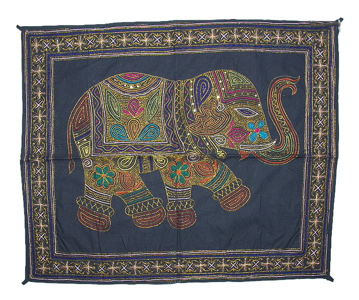 Rajasthani indian wall hangings tapestry traditional wall