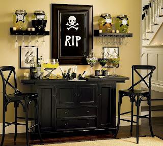 Set Design Thinking Pottery Barn Halloween