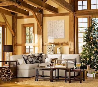 Set Design Thinking Pottery Barn Christmas